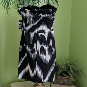 Express Dresses - NWT Express wrap mini dress - M